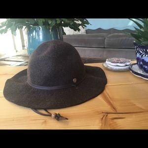 Wool Fedora Hat by Coal